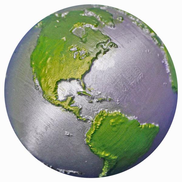 Earth 8: Pearl Ocean, Jade Land