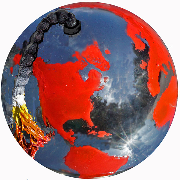 Earth Time Bomb