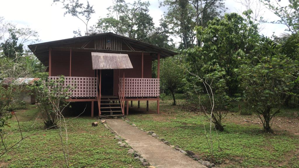 This is the place where I stayed